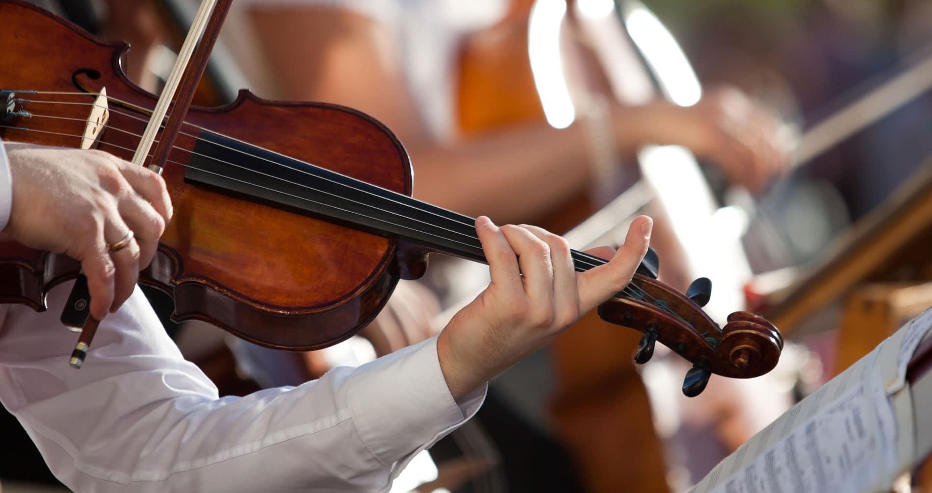 Keuzes voor een persoonlijke uitvaart - violist