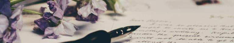 Tips persoonlijke afscheidsspeech schrijven in memoriam