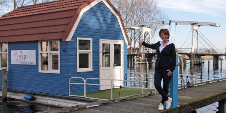 Uitvaartwensen Uitvaartboot Weesp Monique Houtzager