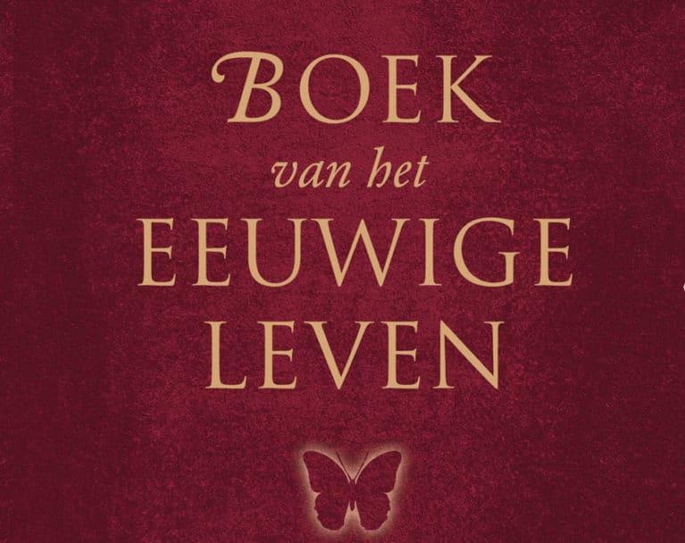 Boek van het eeuwige leven Willem Glaudemans