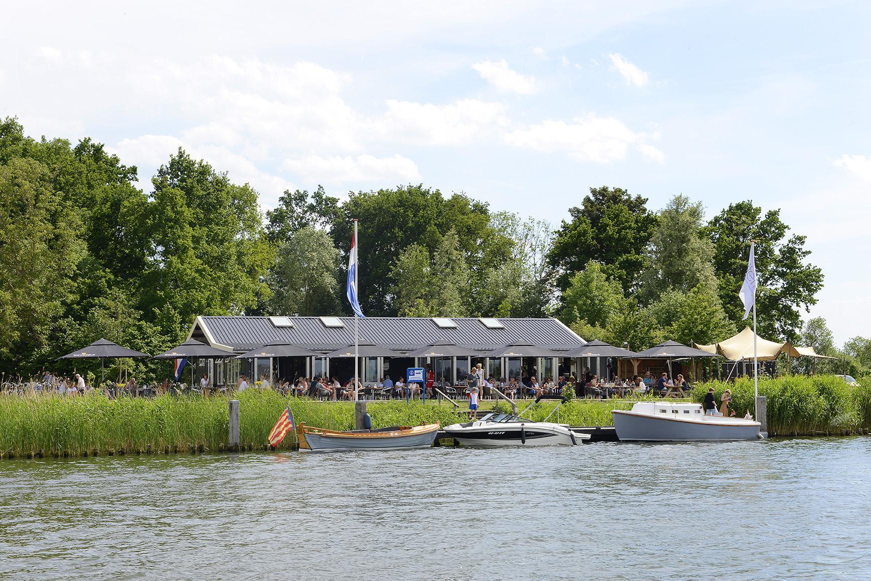 Paviljoen Uit & Meer