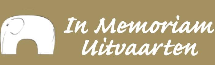 In memoriam uitvaarten logo